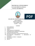 SILABO MF-I 2013-I