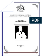 Buku Alumni 2008