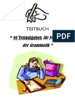 51033755 10 Testaufgaben Fur Fitsein in Der Grammatik