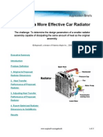 engine radiator calculator
