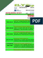 Ofertas Nuevos Equipos Toshibaaaa