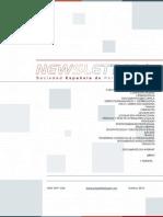 Newsletters e Ploc Tub Re 2013