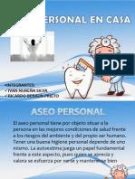 Aseo Personal Casa