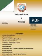 Exposición de Ética - 23-04-2012