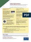 Internship Posting- Revised