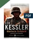 Kessler Leo - Edelweiss Strzelcy Alpejscy 01 - Operacja Leopard
