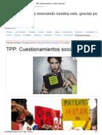 2013-05-19TPP Cuestionamientos sociales