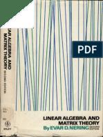 Algebra Lineal- Evar D. Nering