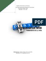 Fundamentos de La Web(Conceptos)