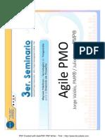 Mpa Oct08 - Agile Pmo