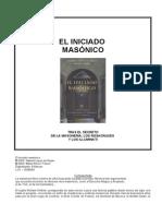Lopez Gabriel - Iniciado Masonico 71