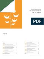 16 pasos para la constitución de una OSC