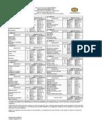 Programacion de Segundos Parciales 2013-II