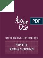 Proyectos Sociales y Educativos