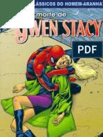 Homem Aranha a Morte Gwen Stacy