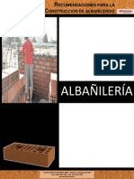 3731 PRINCESA - Recomendaciones Para La Construccion de Albanilerias