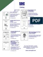 ProE Mechanica 2001 Student Edition Tutor