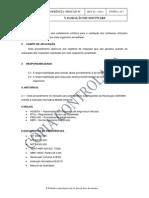 PROCAD 40 REV 03 VALIDAÇÃO DE SOFTWARE