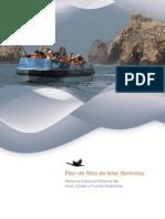 Plan de Sitio Islas Ballestas 2012