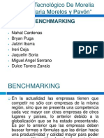 Benchmarking Presentacion Final Final