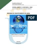 Modulo Didactico Sistemas de Abastecimiento de Agua