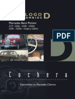 Catalogo Recambios D Mercedes Benz