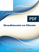 Superando as expectativas do cliente