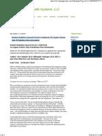 Integrative Health Systems - IHS Blo Radiation Detox