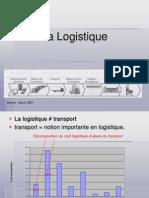 La Logistique!!!!!!
