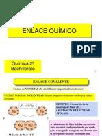 Enlace Quimico COVALENTE Para Imprimir