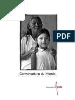 Conversations du Monde Pour la sauvegarde et la diffusion des traditions orales  dans le monde Association
