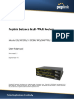 Peplink Balance v5.1 User Manual