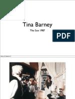 Tina Barney