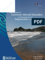 Identification of Common Mental Disorders and Management of Depression in Primary Care