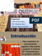 Los Quipus
