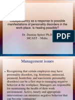 Codependency Workplace Pp t