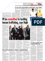 thesun 2009-07-07 page02 msia committed to tackling human trafficking says najib
