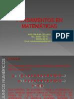 Clase No1 Conjuntos Numericos