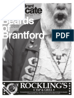 The Brant Advocate, Issue 26, October 2013