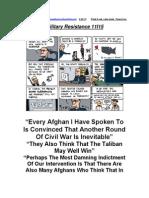 Military Resistance 11I15 Inevitable