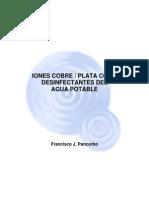 Iones Cobre-plata Como Des Infect Antes