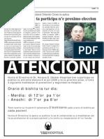 Roland Croes - Partido ADM