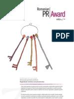 PR Award 2009