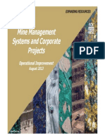Freeport McMoRan Operational Improvement Rev6_ SP_ME_ SR Reviews