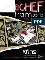 El Chef Ha Muerto - Acosta, Yanet