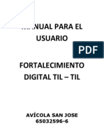 Alfabetización digital manual titl til
