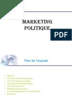 Marketing Politique