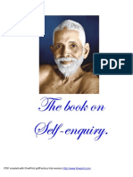 The Book on Self Enquiry PDF 9-7-09