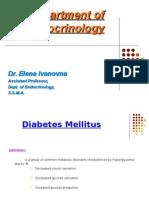 Diabetic Mellitus