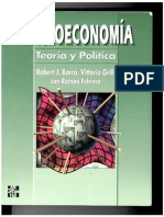 Macroeconom+¡a Barro